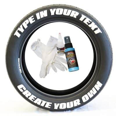 Tire Stickers